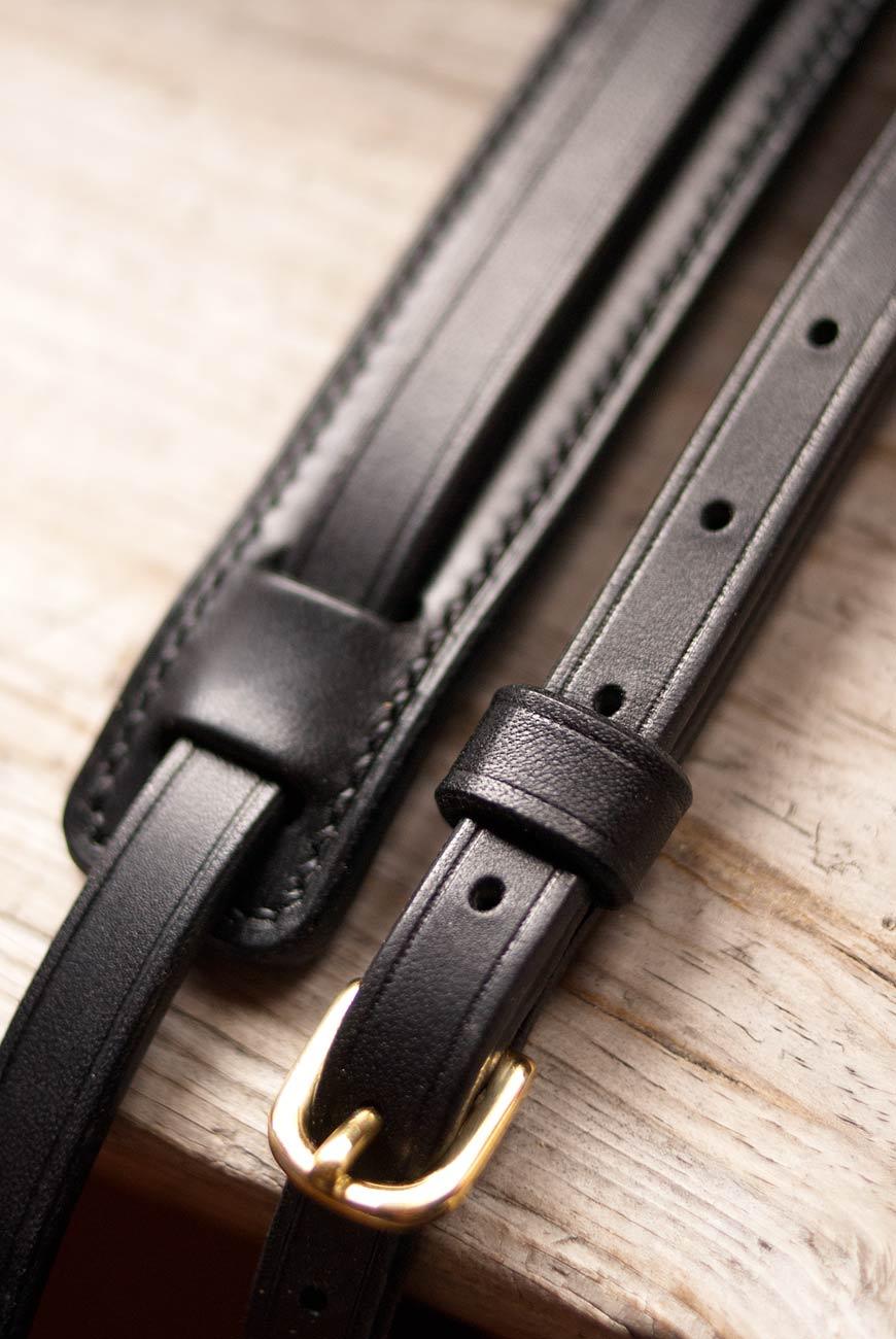 lanière cuir style vintage pour appareil photo